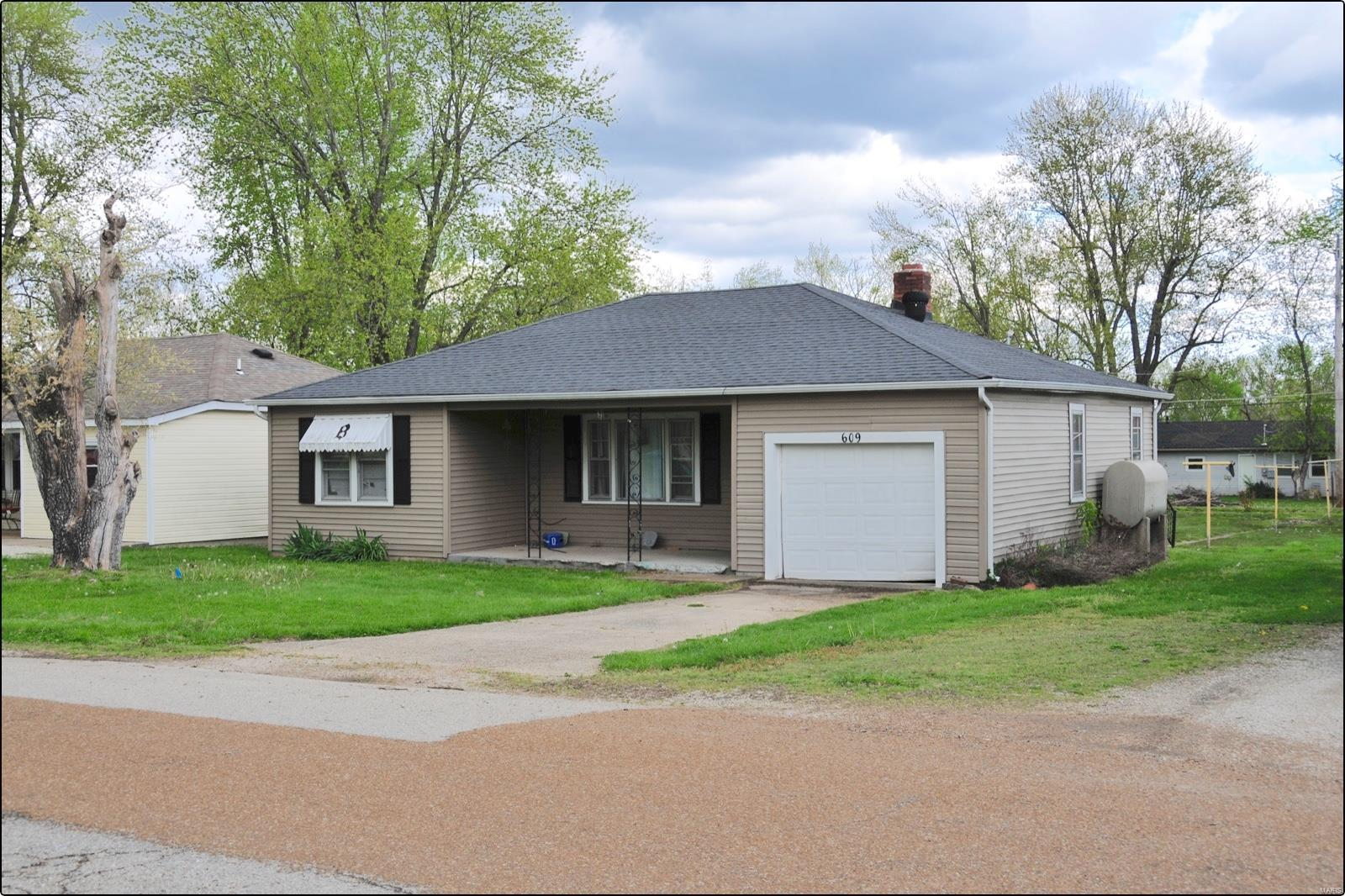 609 S. TAYLOR AVE. Property Photo - Belle, MO real estate listing