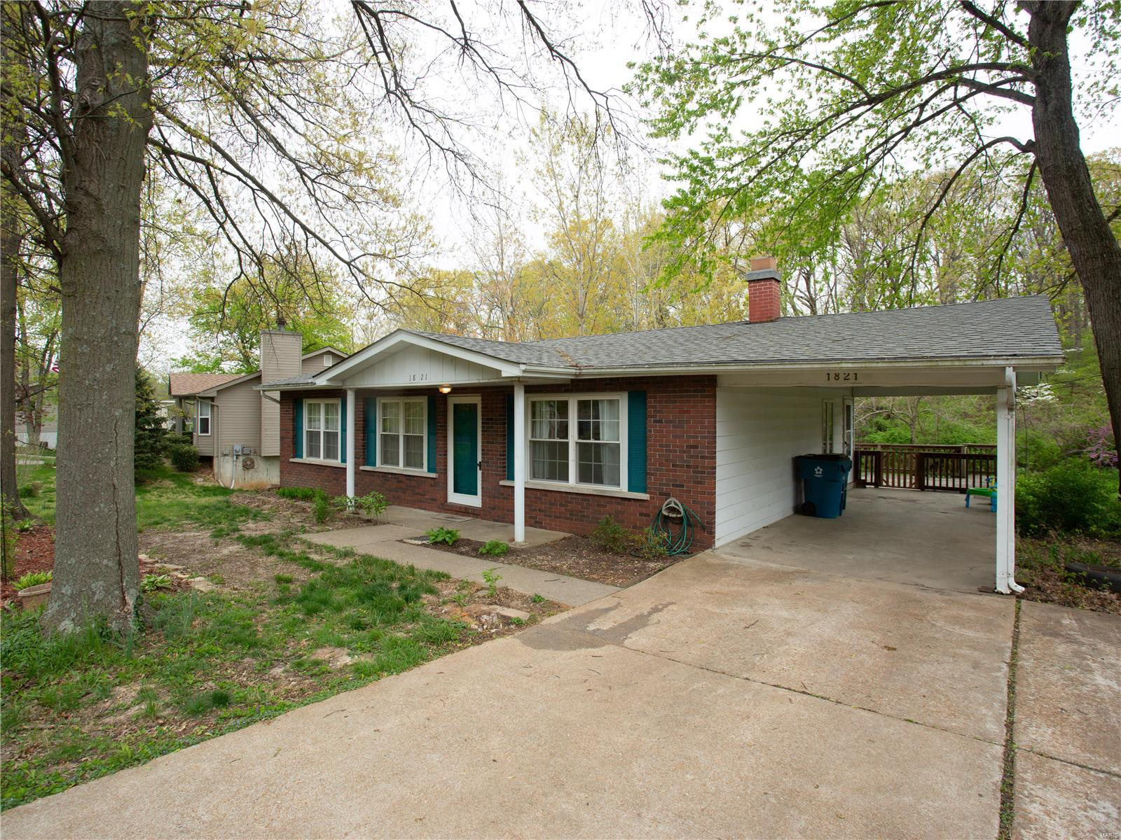 1821 Pomme Property Photo - Arnold, MO real estate listing