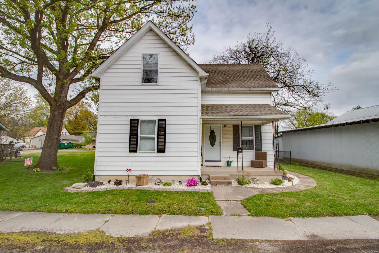 107 S Cherry Street Property Photo - Freeburg, IL real estate listing