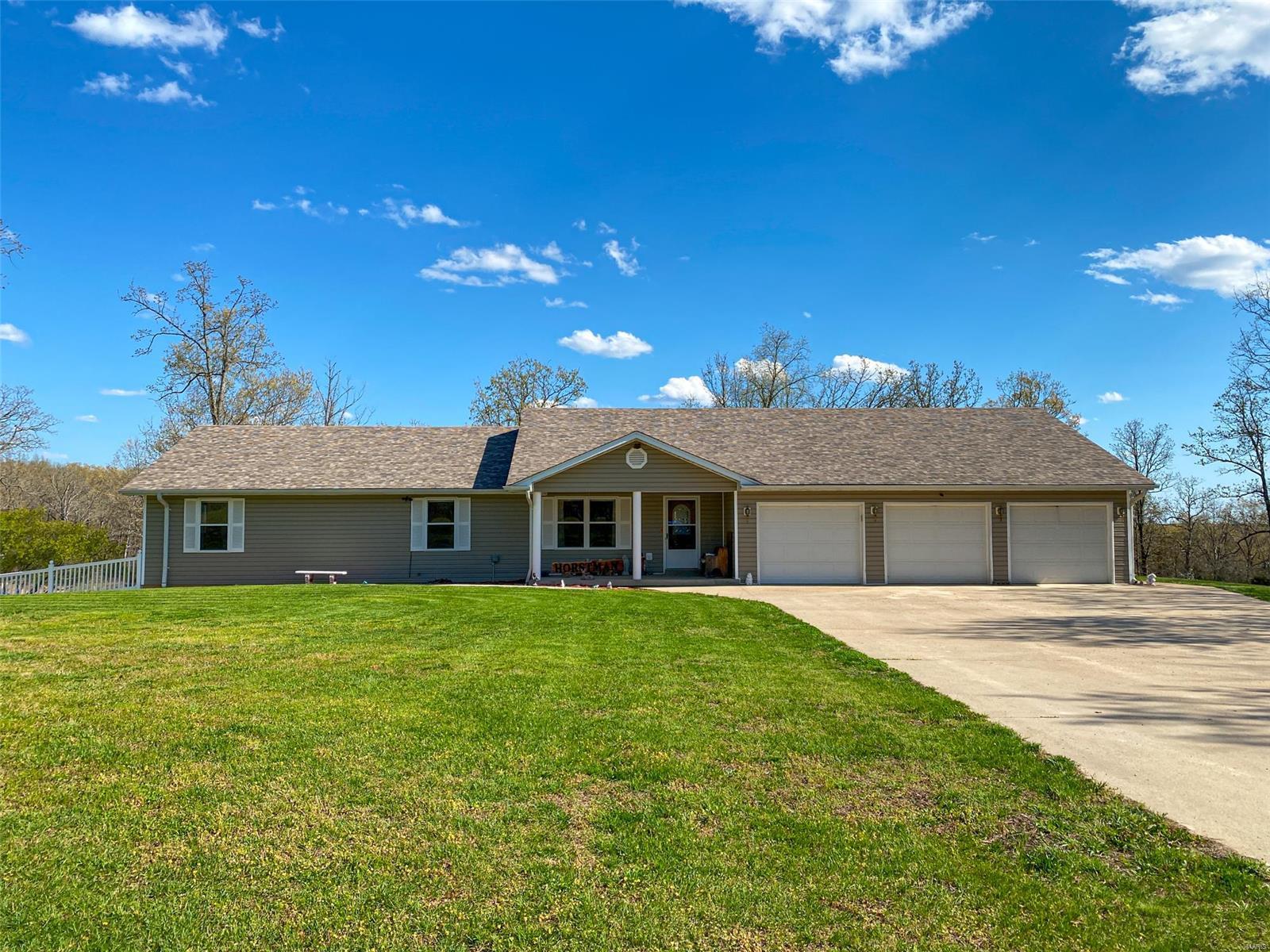 1372 Paradise Ln Lot 4, 8.48 Acres Property Photo - Bland, MO real estate listing