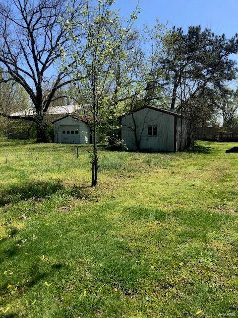 412 E 3rd St. Street Property Photo - Cutler, IL real estate listing
