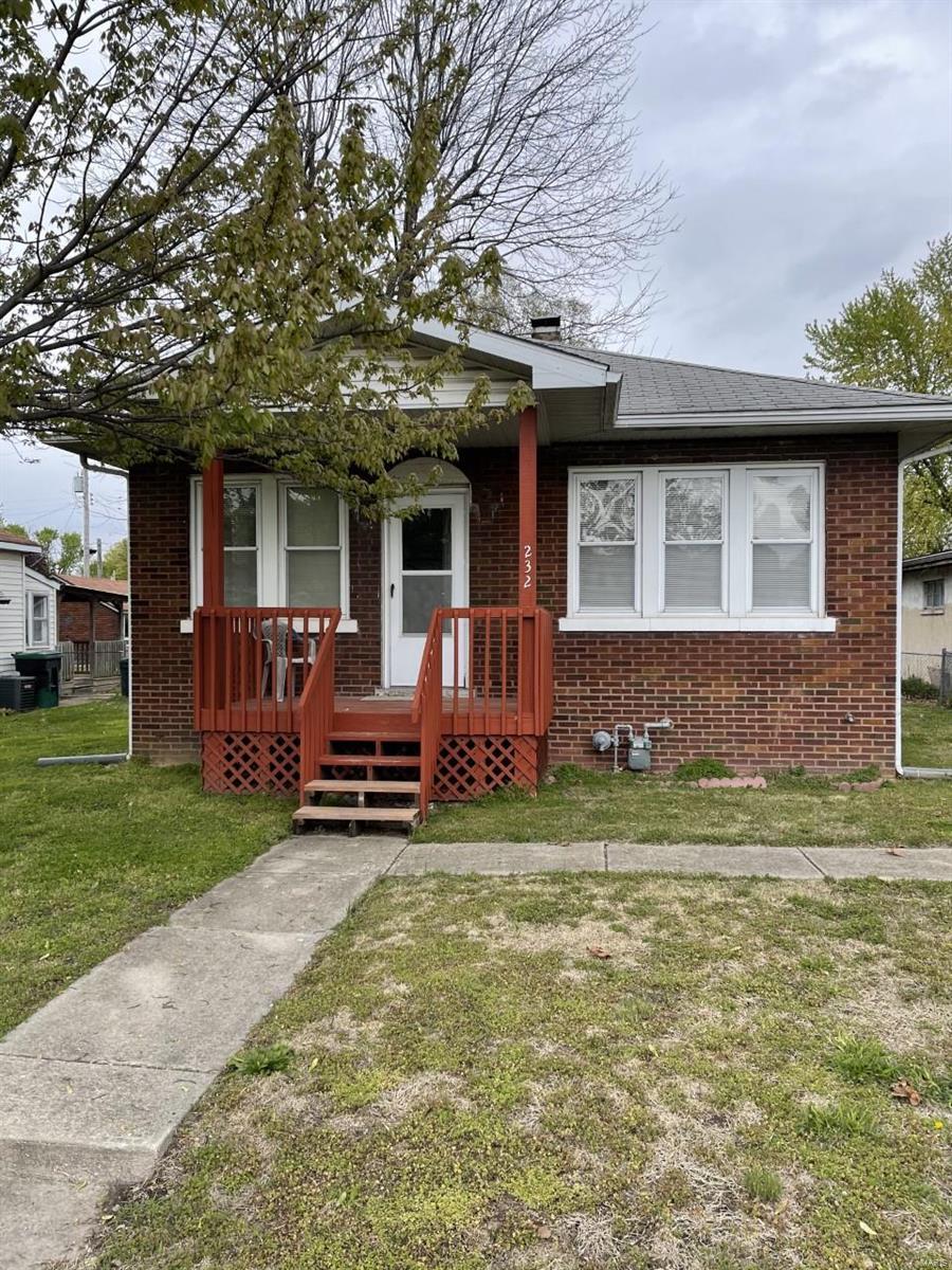 232 Boismenue Avenue Property Photo - East Carondelet, IL real estate listing