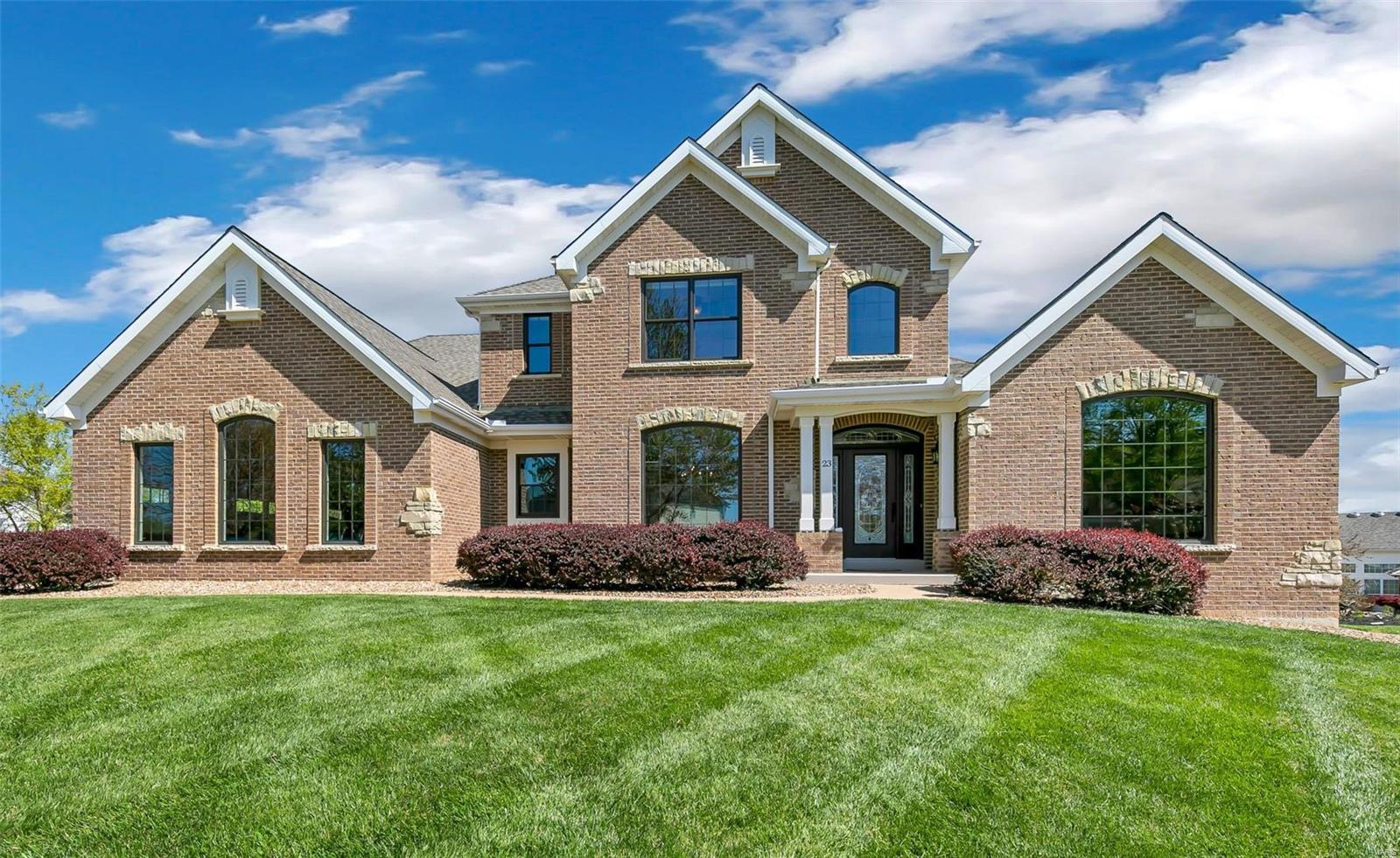 23 Eddleston Court Property Photo - Lake St Louis, MO real estate listing