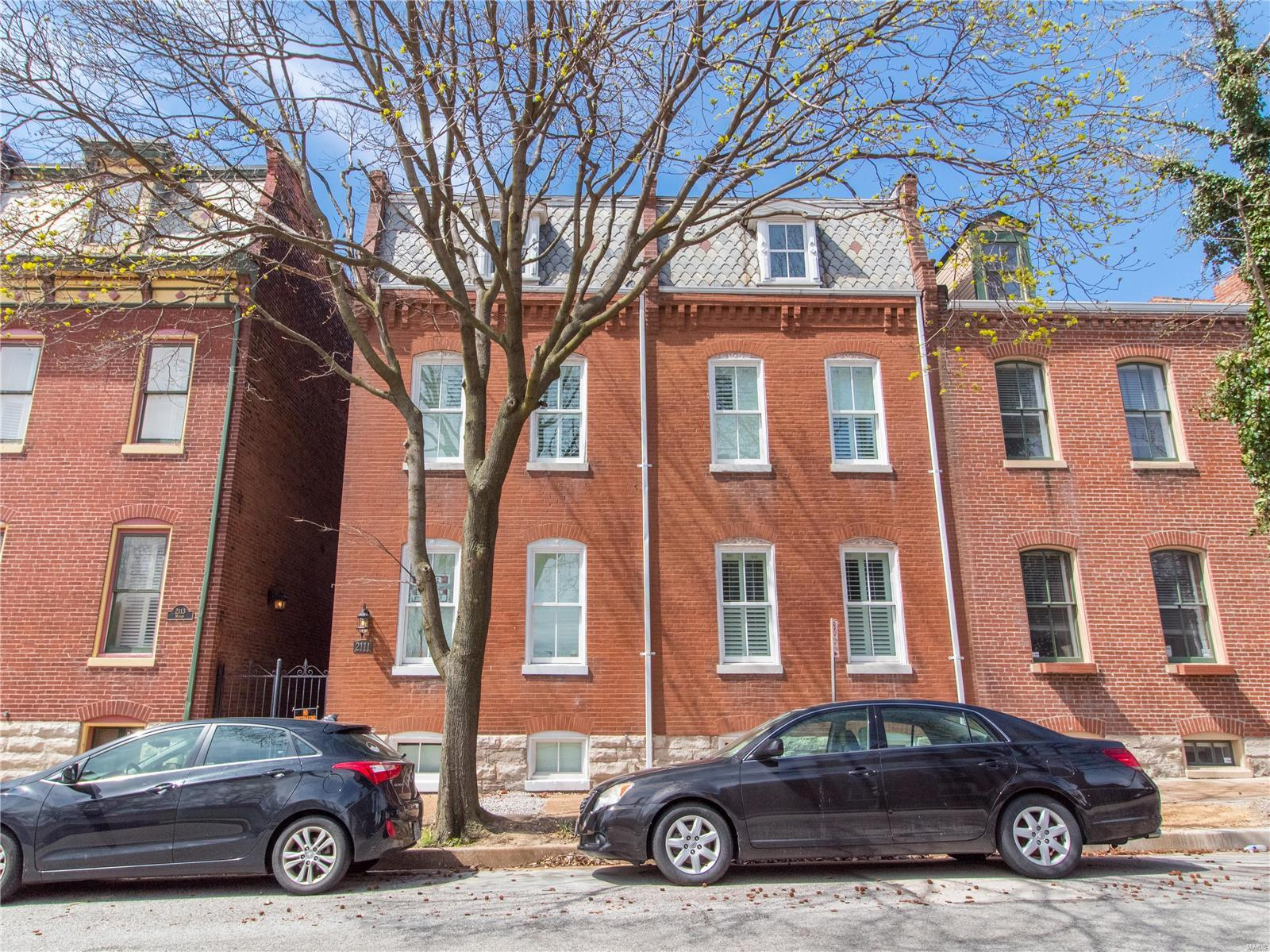 2111 Menard Street #2S Property Photo - St Louis, MO real estate listing