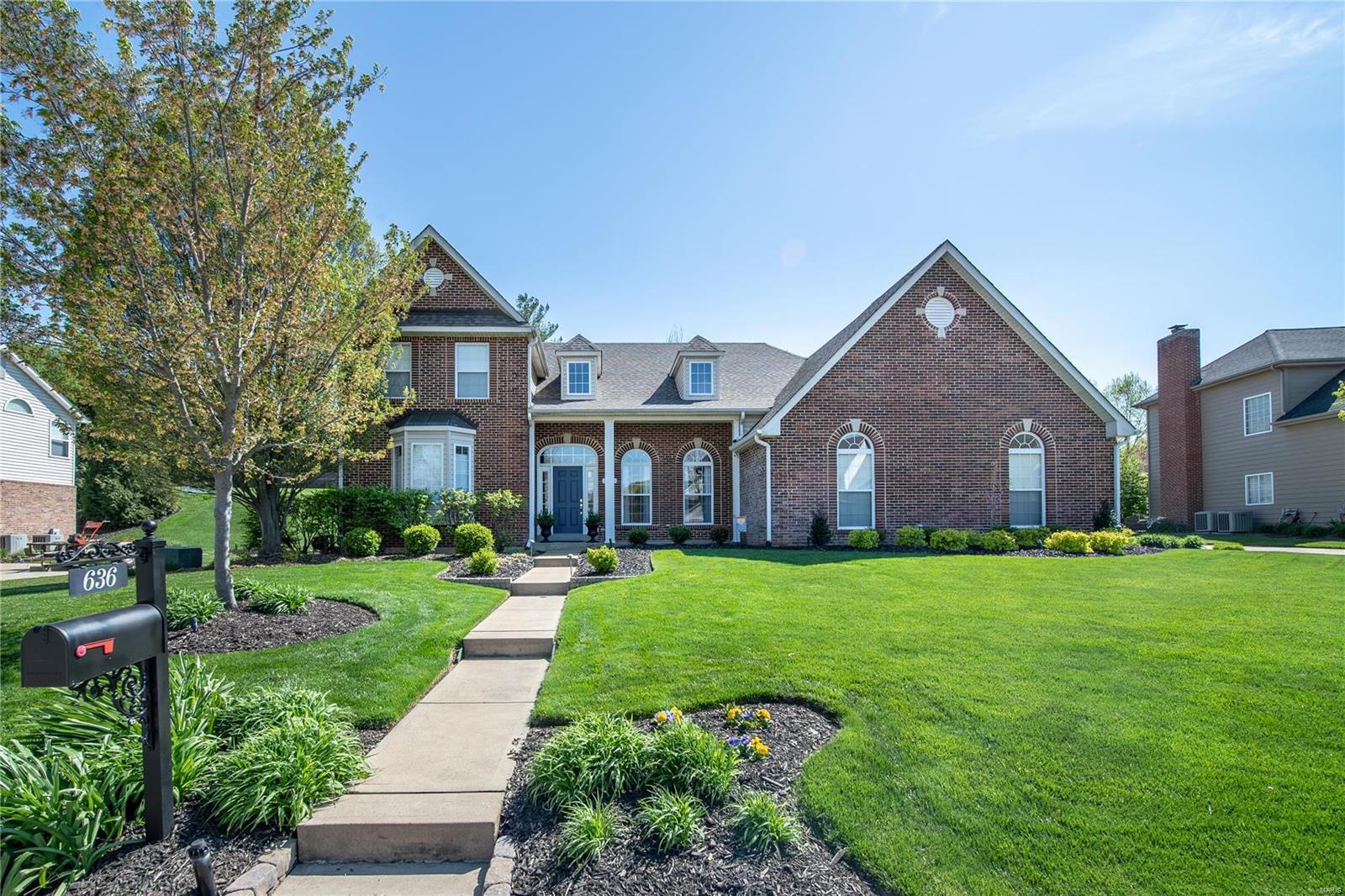 636 Thorntree Lane Property Photo - Eureka, MO real estate listing