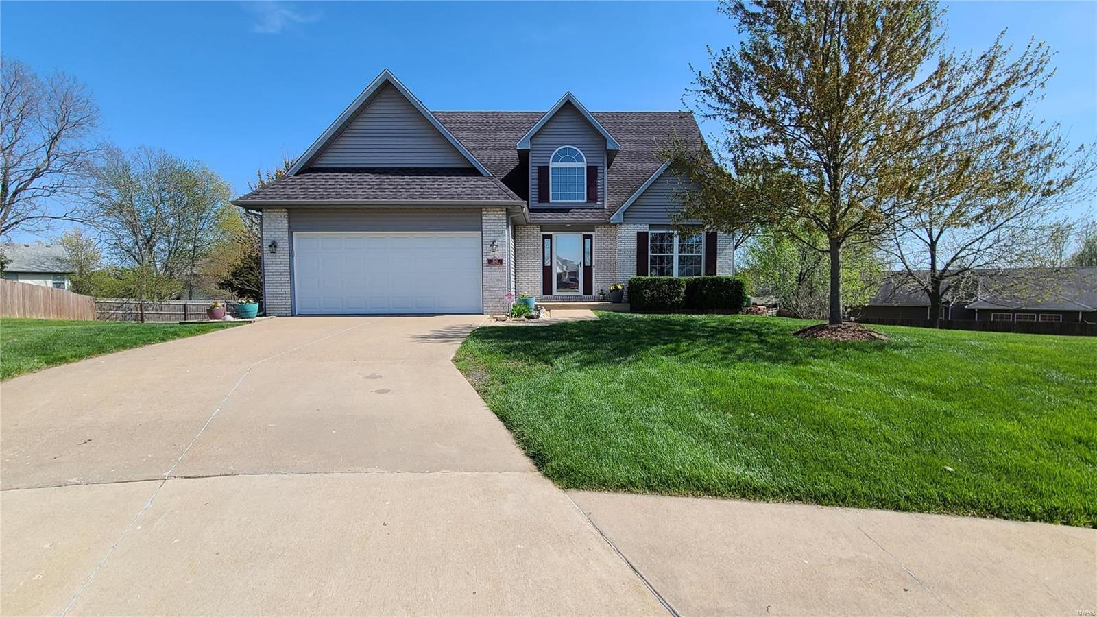 3501 Topanga Drive Property Photo - Columbia, MO real estate listing