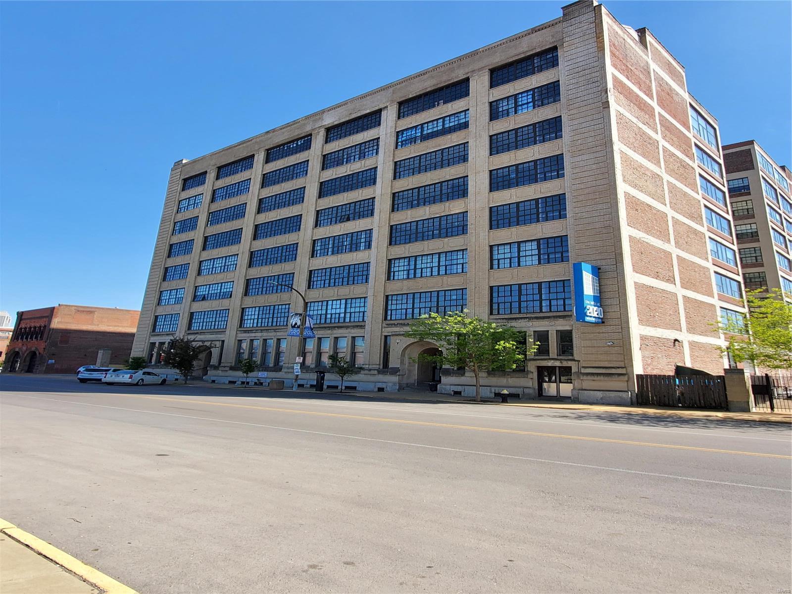 2020 Washington Avenue #810 Property Photo - St Louis, MO real estate listing