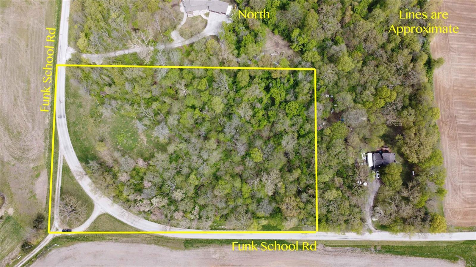0 000 Funk School Rd Property Photo - Freeburg, IL real estate listing