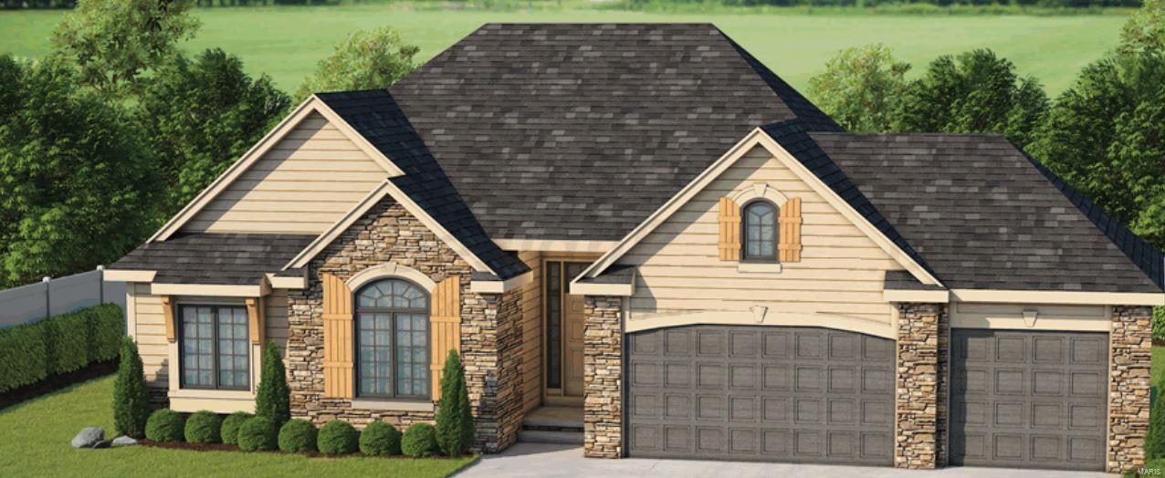 8446 Herrick Park Dr Property Photo - Troy, IL real estate listing