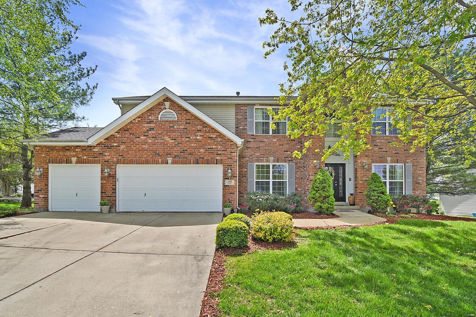 1416 Double Eagle Circle Property Photo - Belleville, IL real estate listing