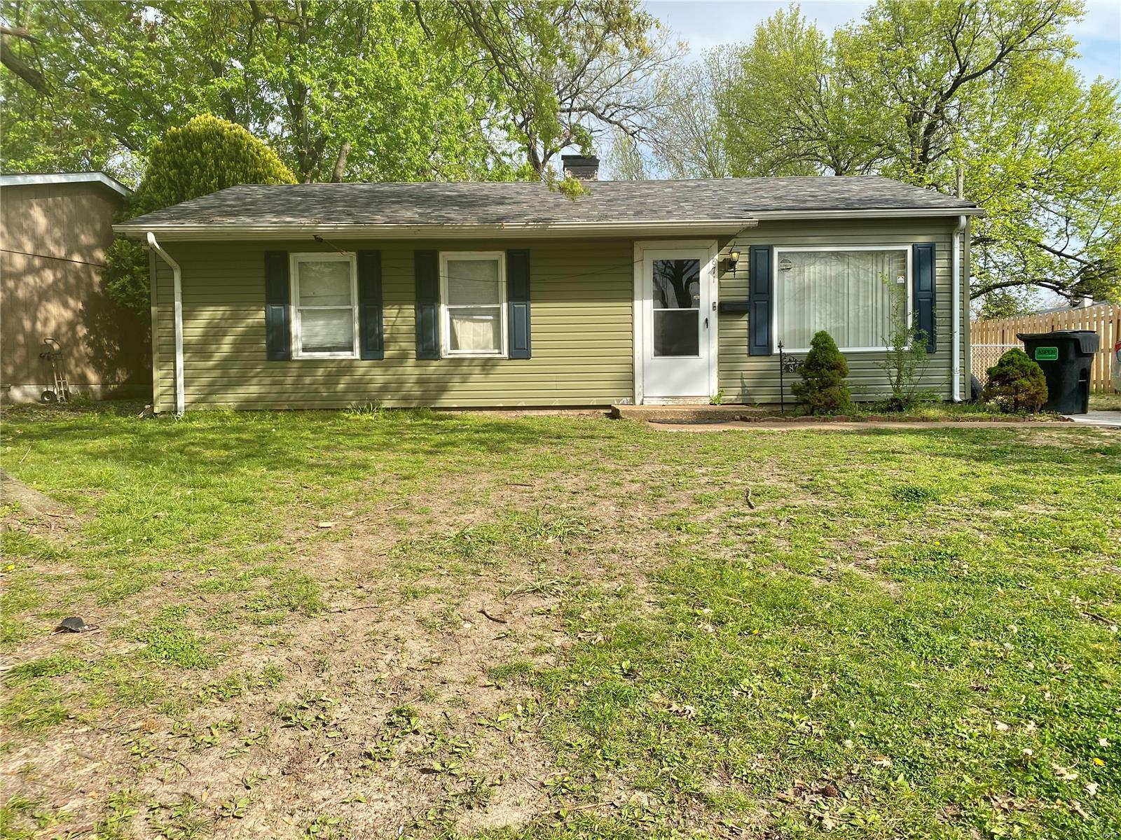 871 St. Cletus Drive Property Photo - Cahokia, IL real estate listing