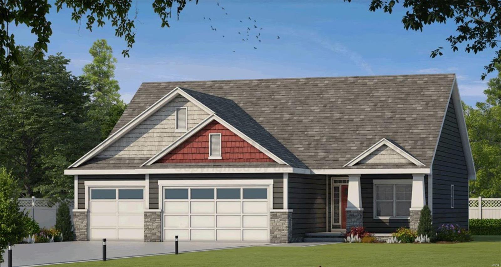 7064 Richmond Drive Property Photo - Glen Carbon, IL real estate listing