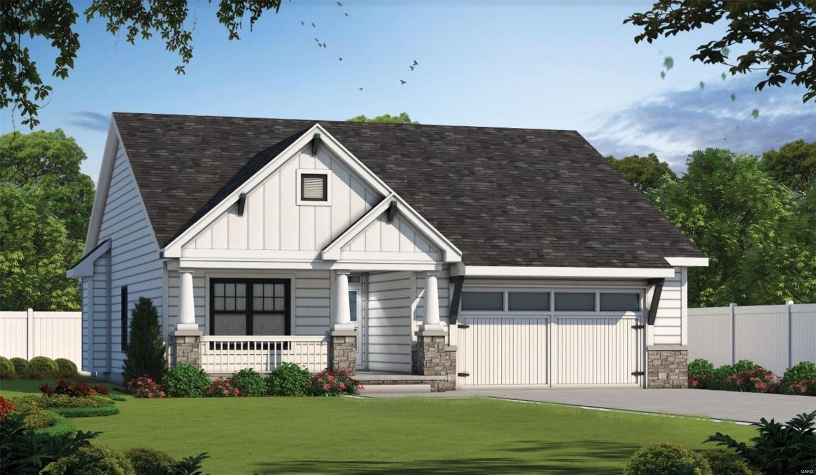 120 Garrettford Property Photo - Bethalto, IL real estate listing