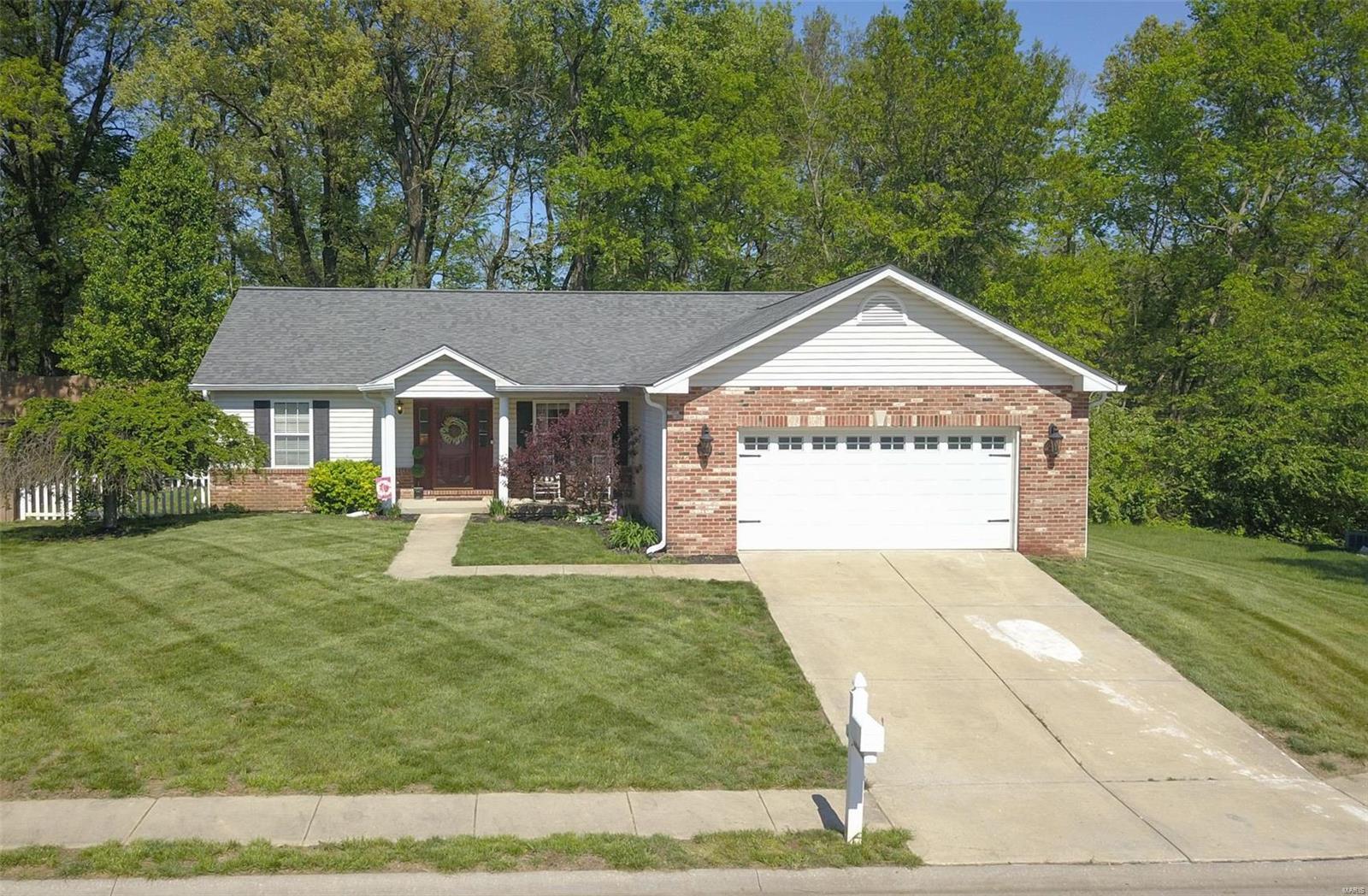 941 Blue Heron Court Property Photo - Belleville, IL real estate listing