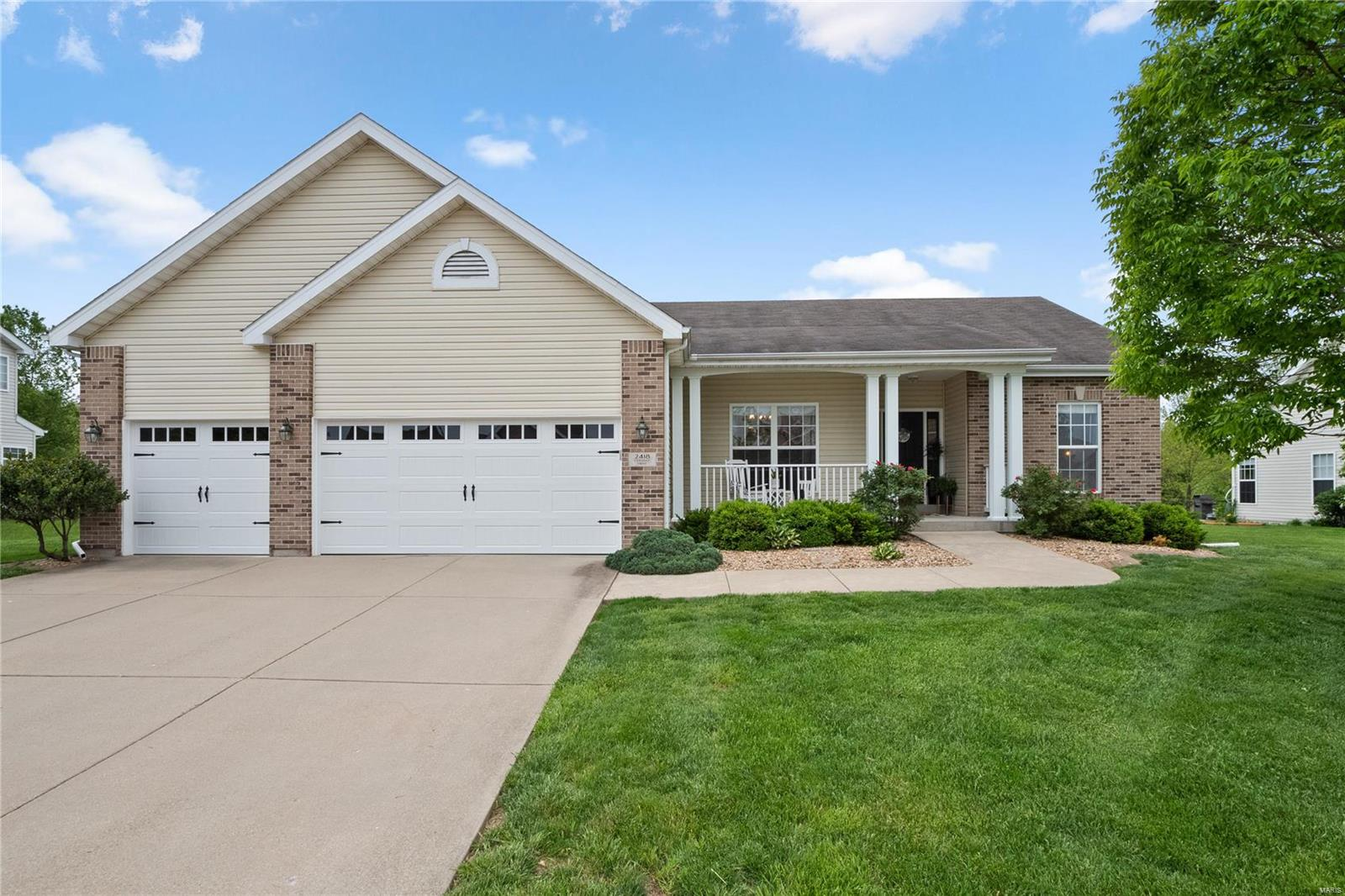 2418 Fairway Drive Property Photo - Belleville, IL real estate listing
