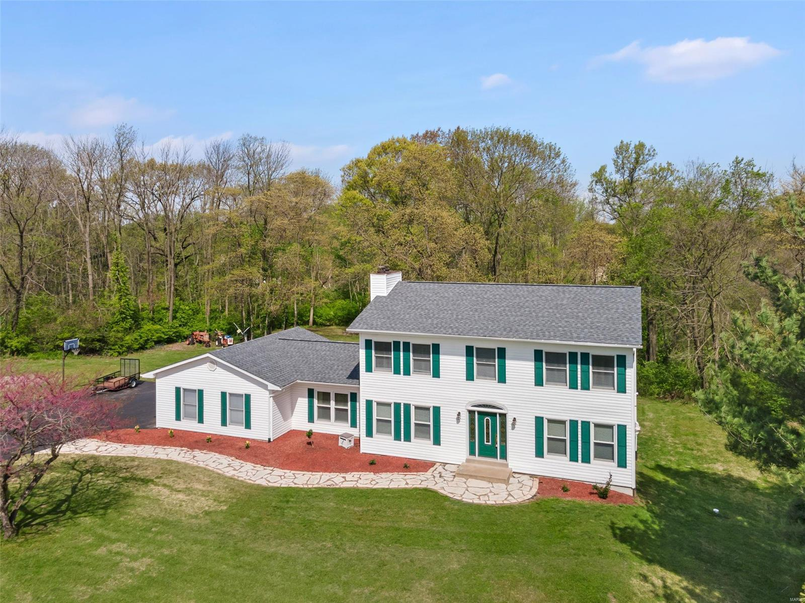 17560 Old Jamestown Road Property Photo - Florissant, MO real estate listing