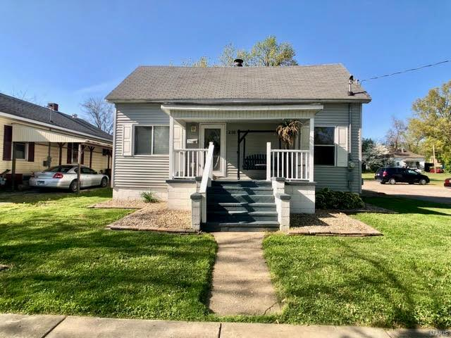 216 W South Property Photo - Harrisburg, IL real estate listing