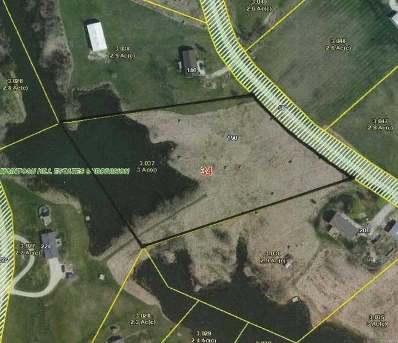 0 Alex Drive Property Photo - Foley, MO real estate listing