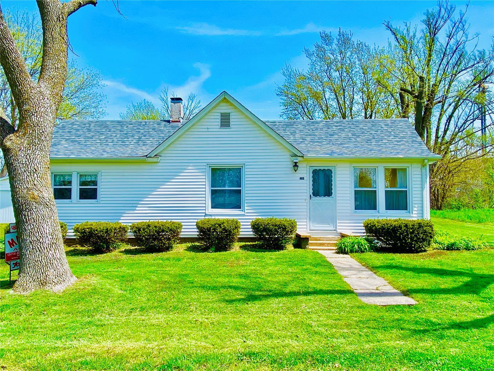 405 Charles Street Property Photo - Laddonia, MO real estate listing