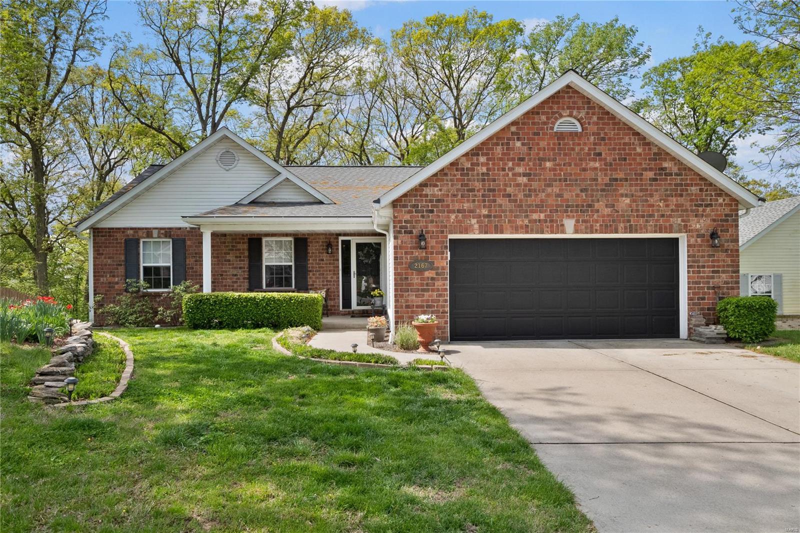 2167 Stonecrest Drive Property Photo - Dupo, IL real estate listing
