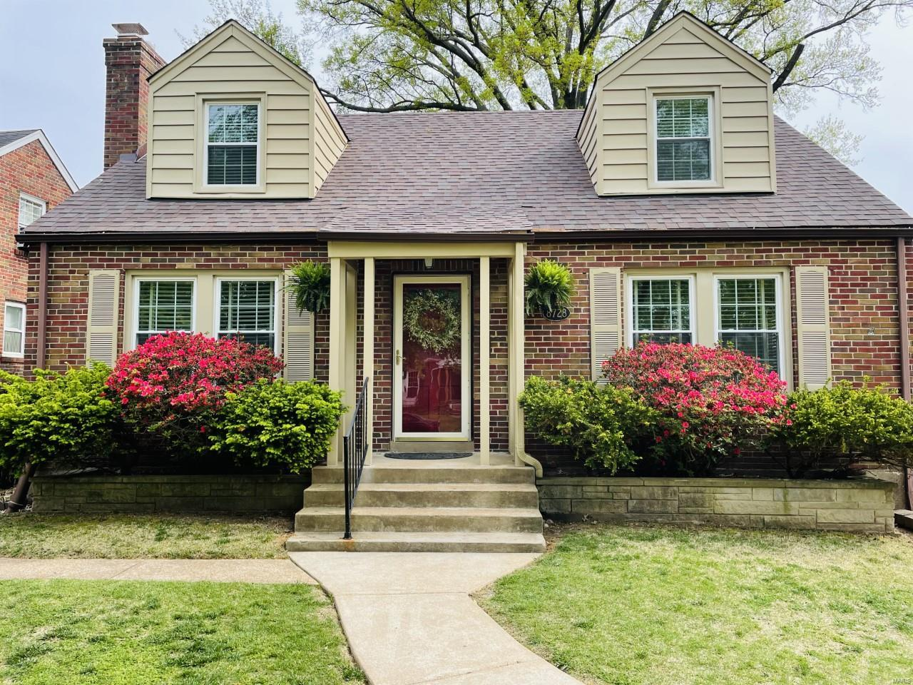 8728 Radley Court Property Photo - Brentwood, MO real estate listing