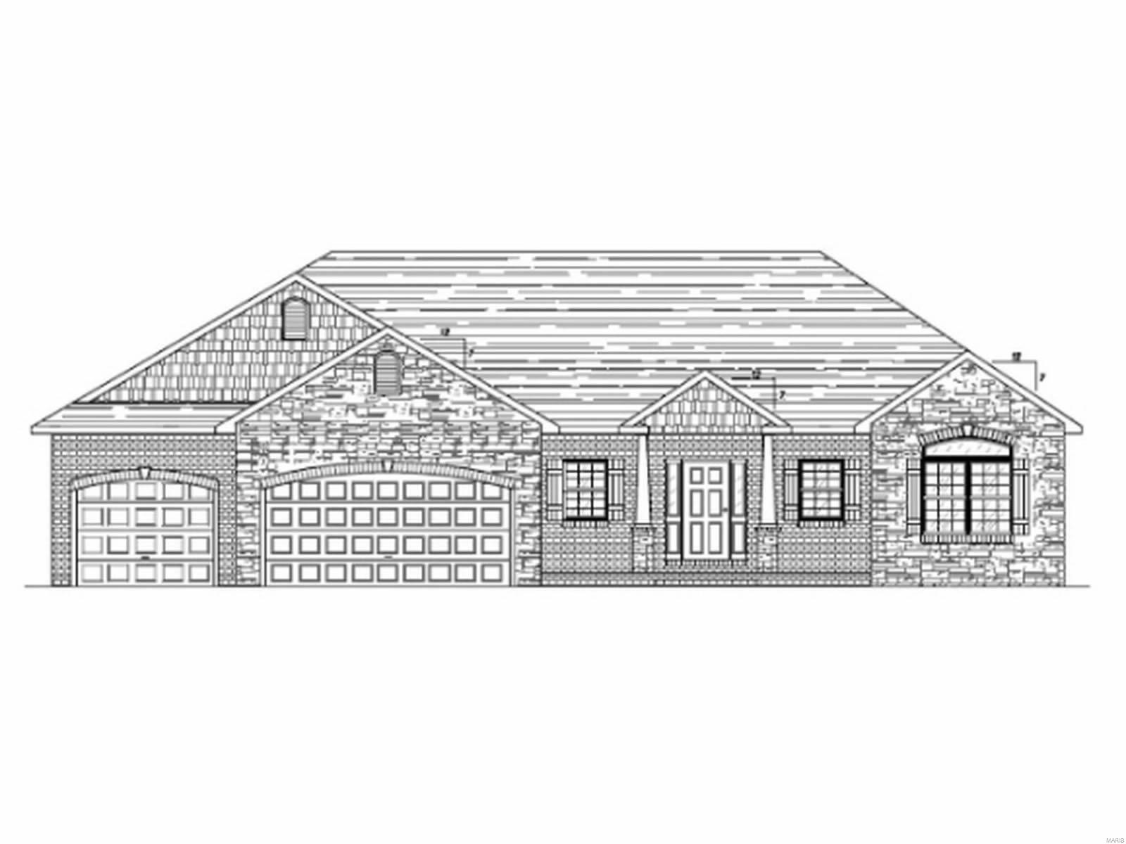 1598 Canvas Back Drive Property Photo - Staunton, IL real estate listing