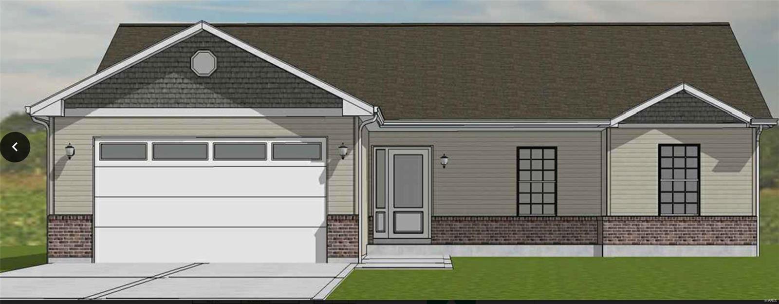 129 Garrettford Property Photo - Bethalto, IL real estate listing