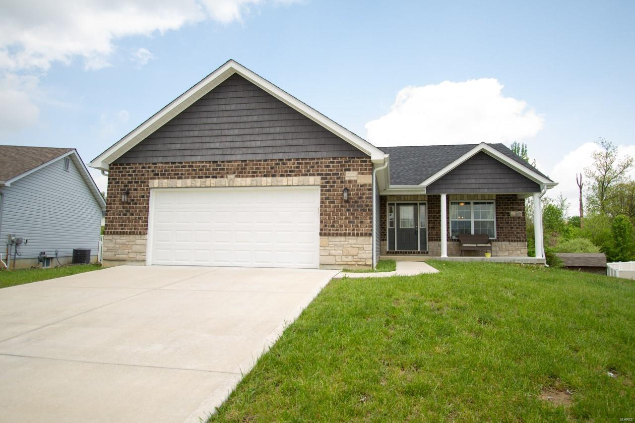 218 Cuivre Creek Property Photo - Troy, MO real estate listing