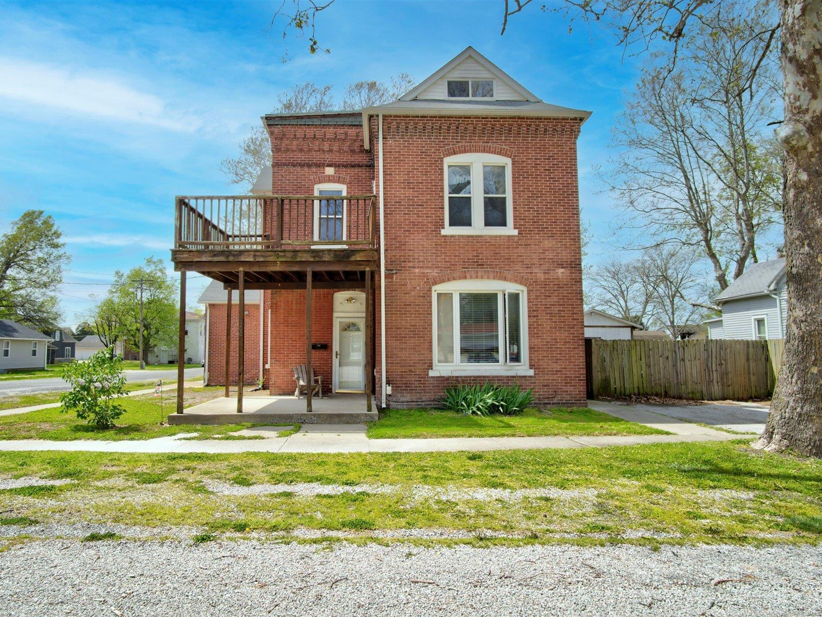 100 N Johnson Property Photo - New Athens, IL real estate listing