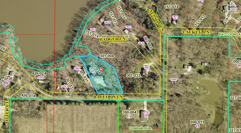2275 Raccoon Lane Property Photo - Centralia, IL real estate listing