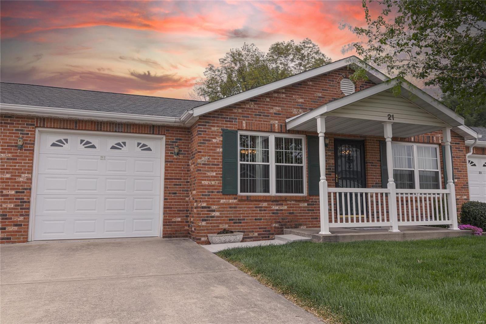 21 Parkside Drive Property Photo - Bethalto, IL real estate listing