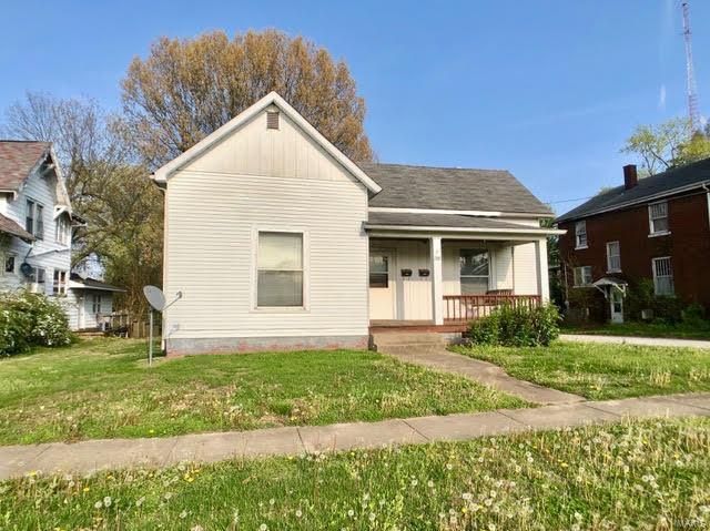200 N Webster Property Photo - Harrisburg, IL real estate listing