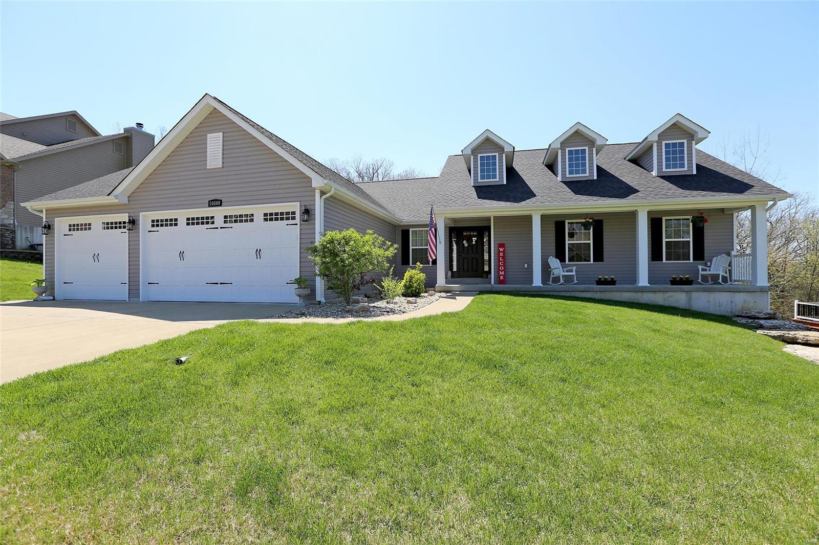 10509 Victoria Falls Drive Property Photo - Festus, MO real estate listing