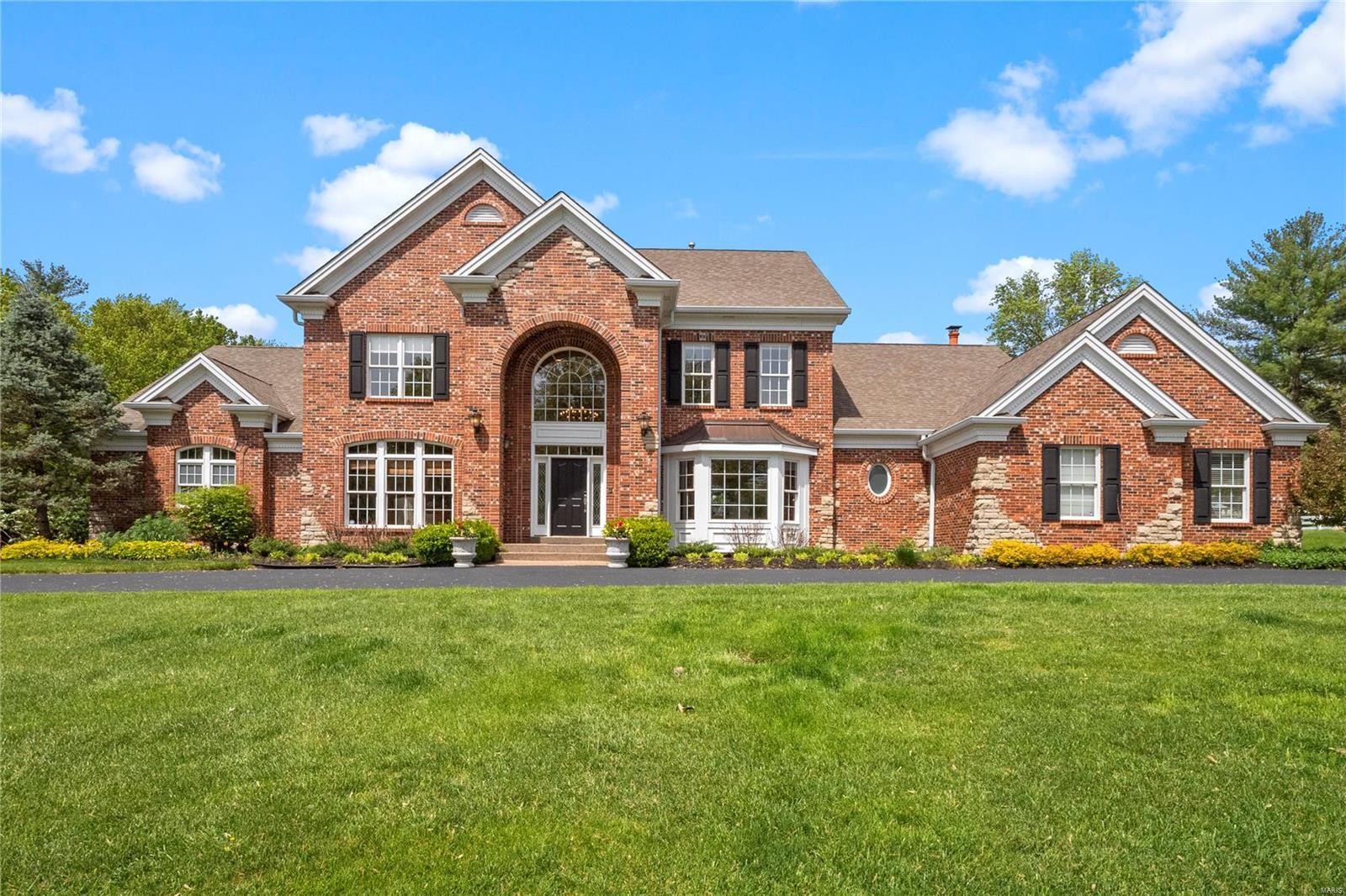 439 Steeplechase Lane Property Photo - Frontenac, MO real estate listing
