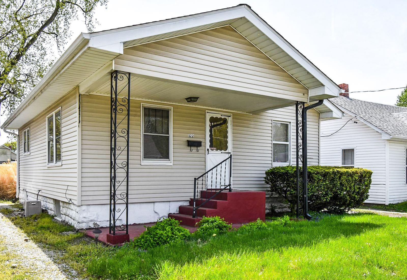 122 E Second Street Property Photo - Hartford, IL real estate listing