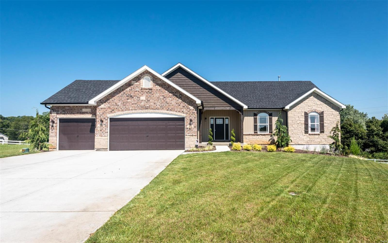 219 Lone Wolf (LOT 162) Drive Property Photo - Festus, MO real estate listing