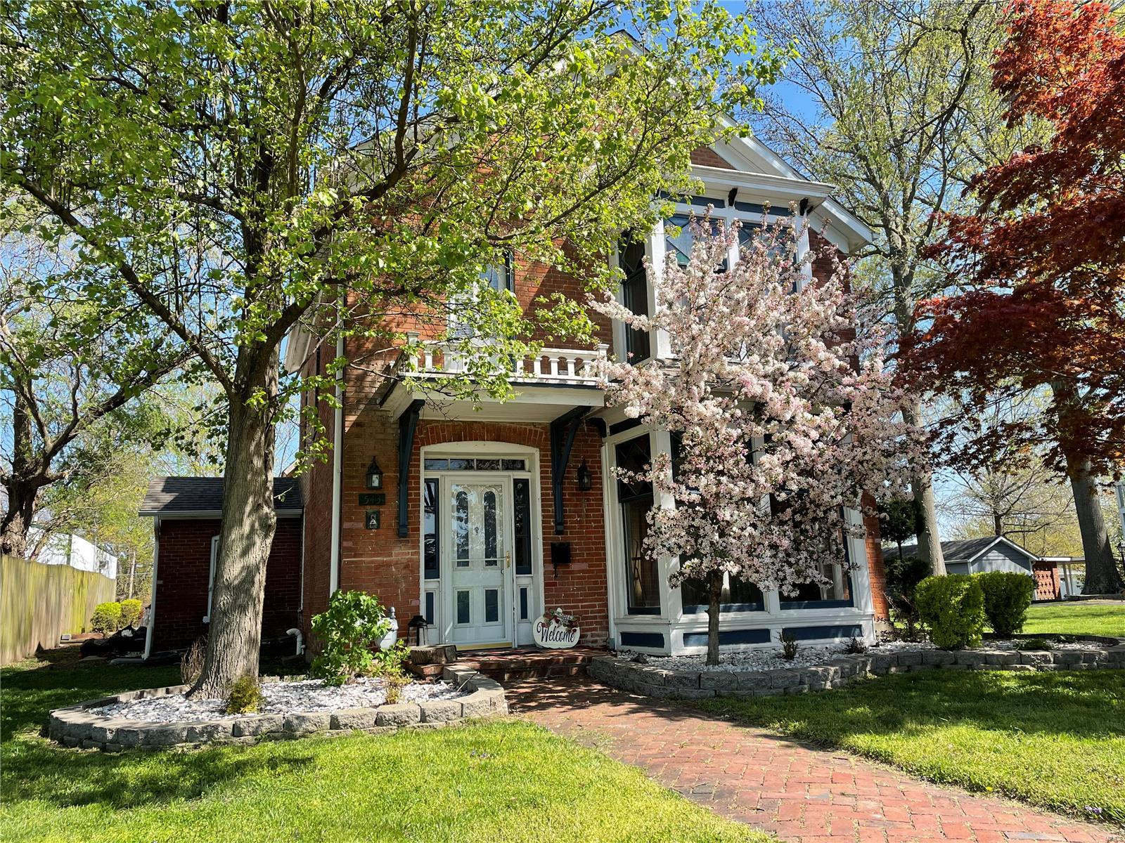 543 W Lebanon Street Property Photo - Nashville, IL real estate listing