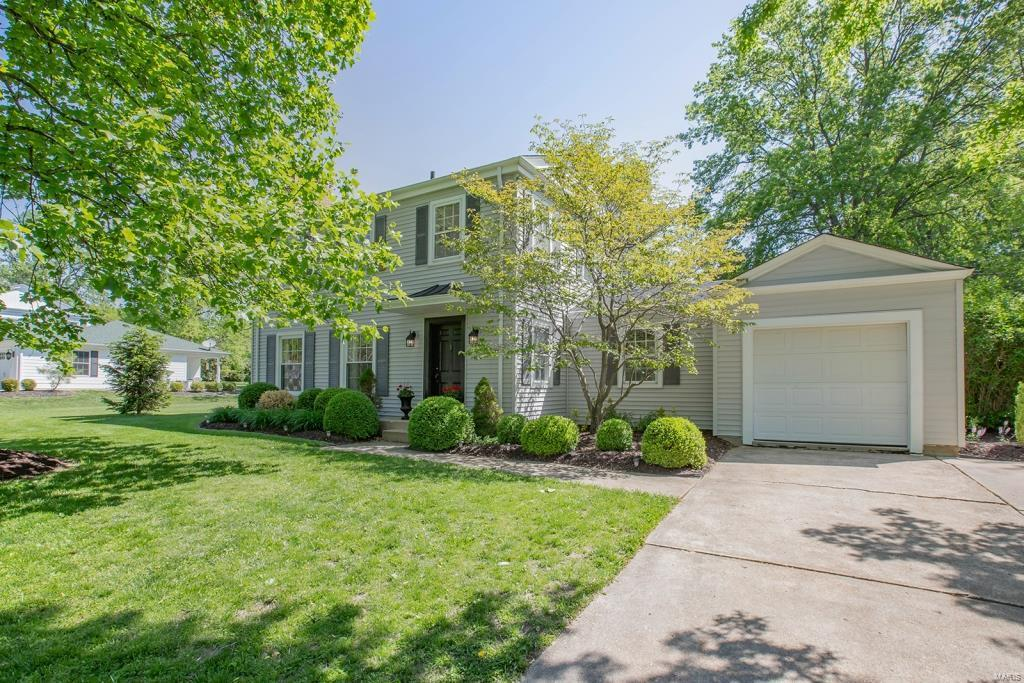 9 Weldon Spring Heights Drive Property Photo - Weldon Spring, MO real estate listing