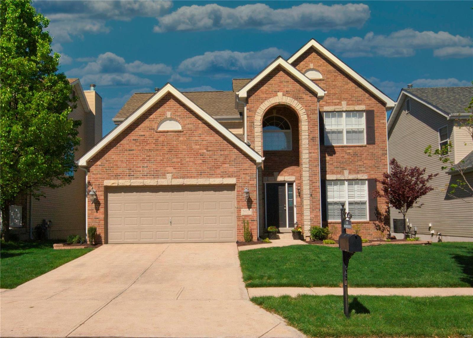2021 Saint Madeleine Drive Property Photo - Dardenne Prairie, MO real estate listing
