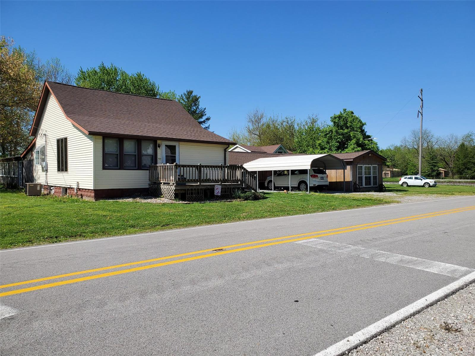 18920 Boulder Road Property Photo - Carlyle, IL real estate listing
