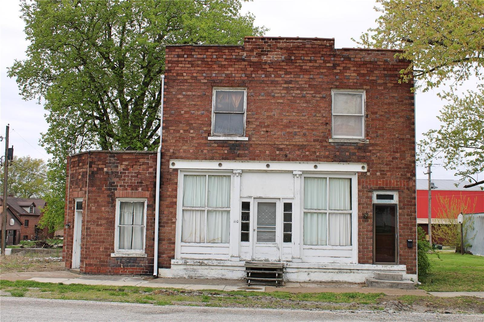 311 Saint Clair Property Photo - New Athens, IL real estate listing