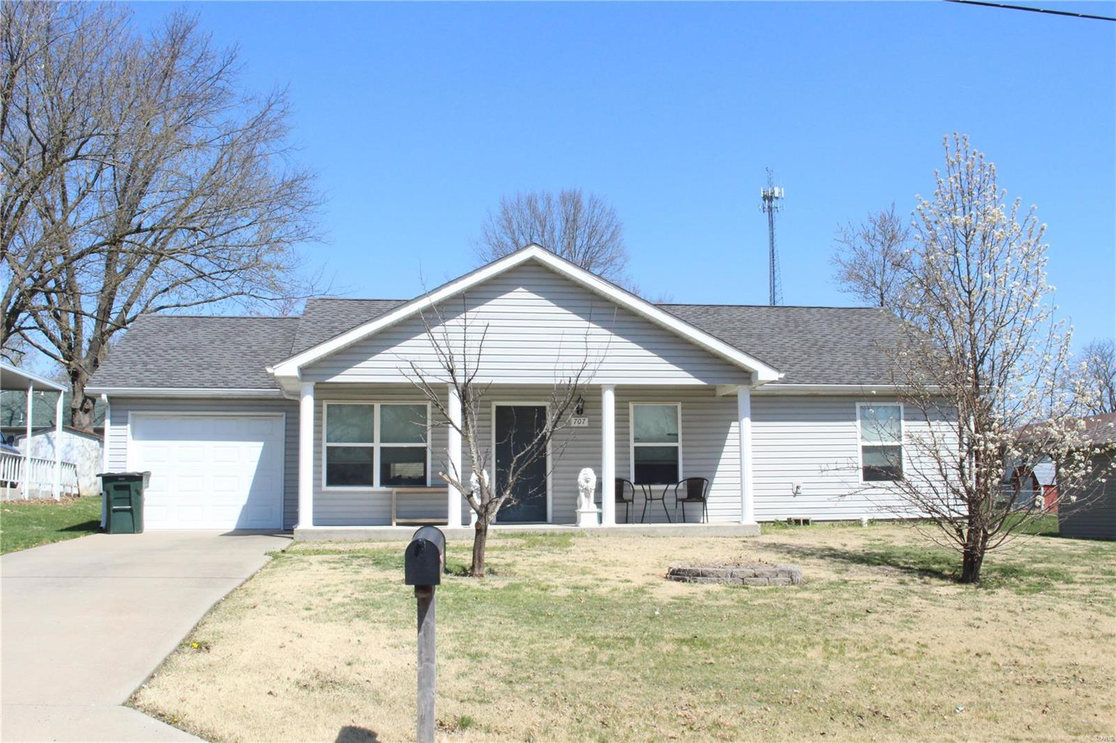 507 N Harper Street Property Photo - Montgomery City, MO real estate listing