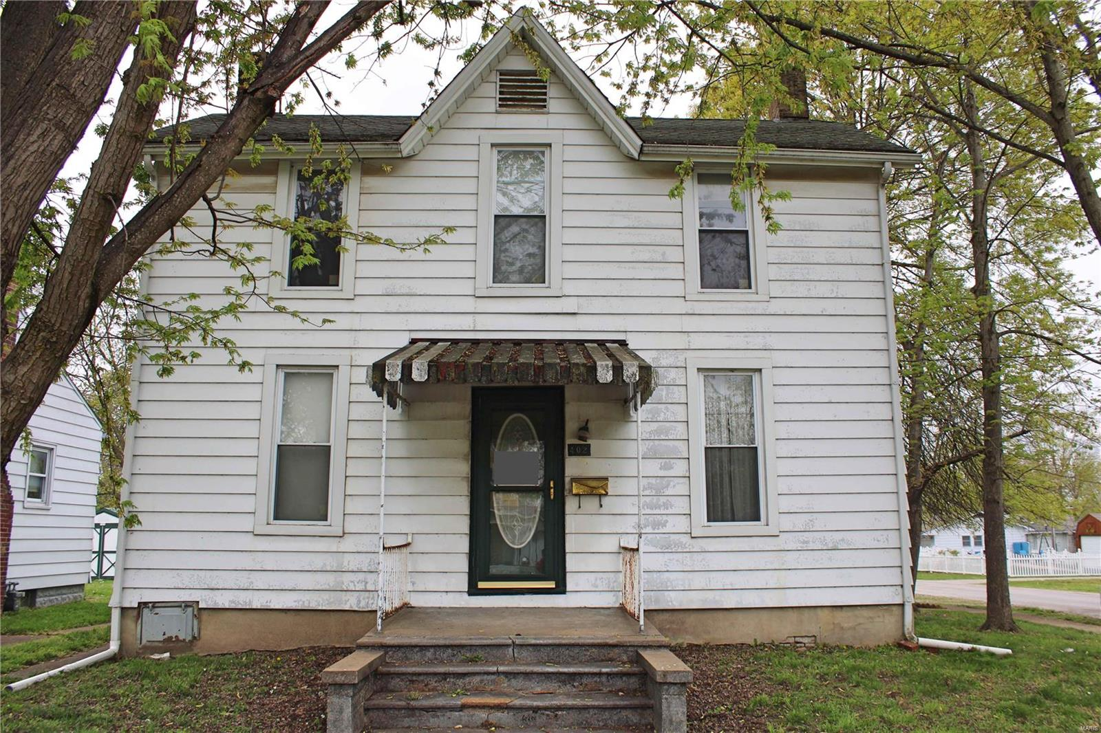 402 S Main Street Property Photo - Marissa, IL real estate listing