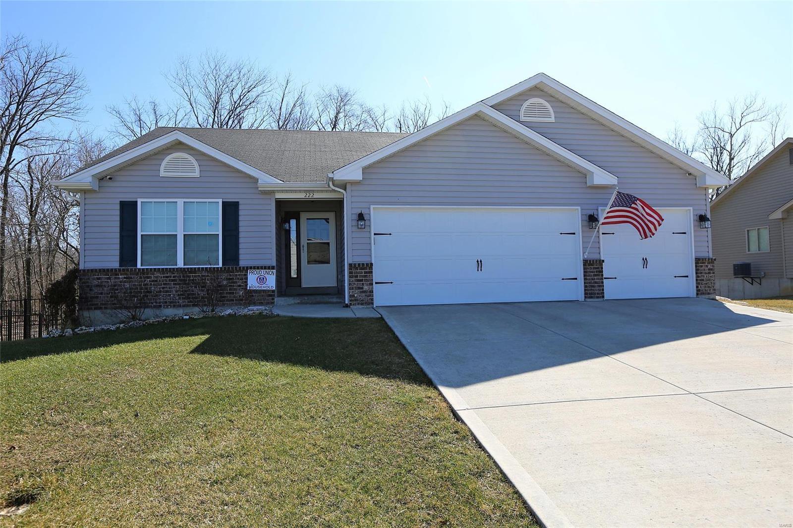 222 Plymouth Property Photo - Wright City, MO real estate listing