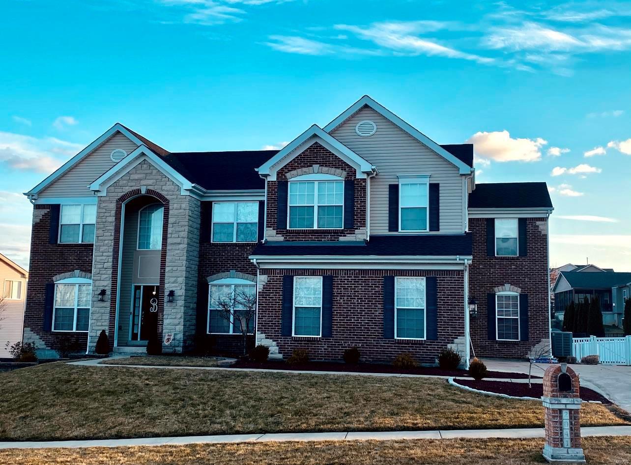 2041 Avalon Mist Circle Property Photo - Dardenne Prairie, MO real estate listing