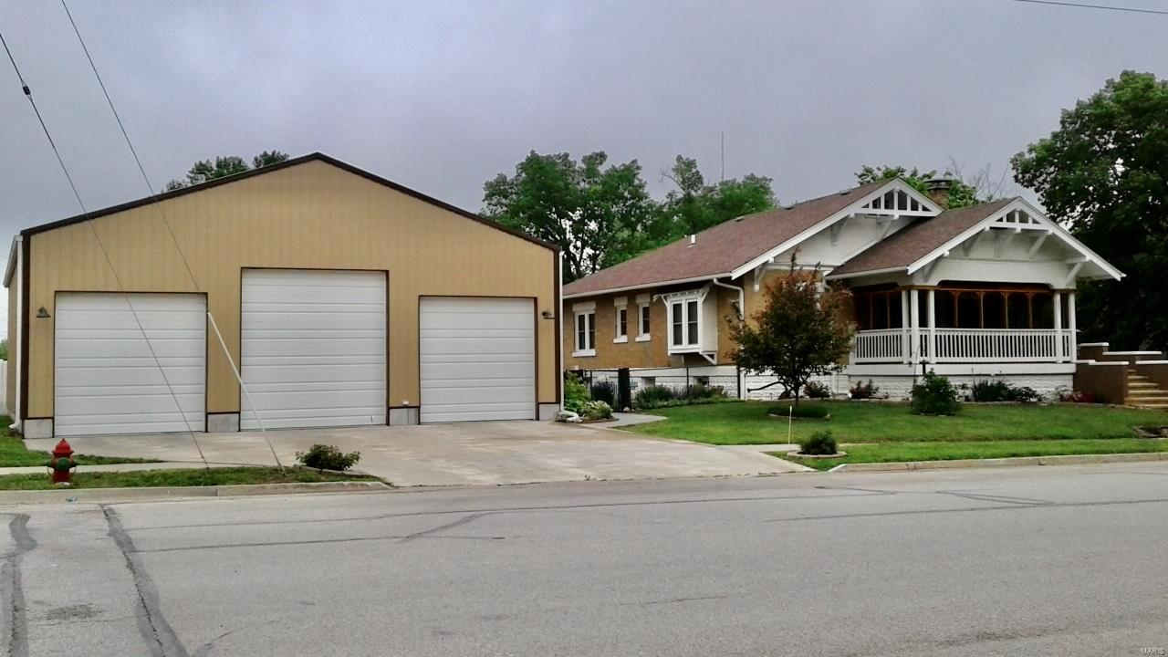 201 N Wentz Street Property Photo - Montgomery City, MO real estate listing