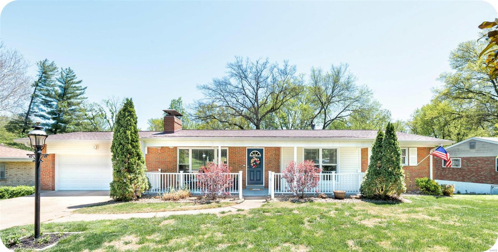 52 Heather Drive Property Photo - Crestwood, MO real estate listing