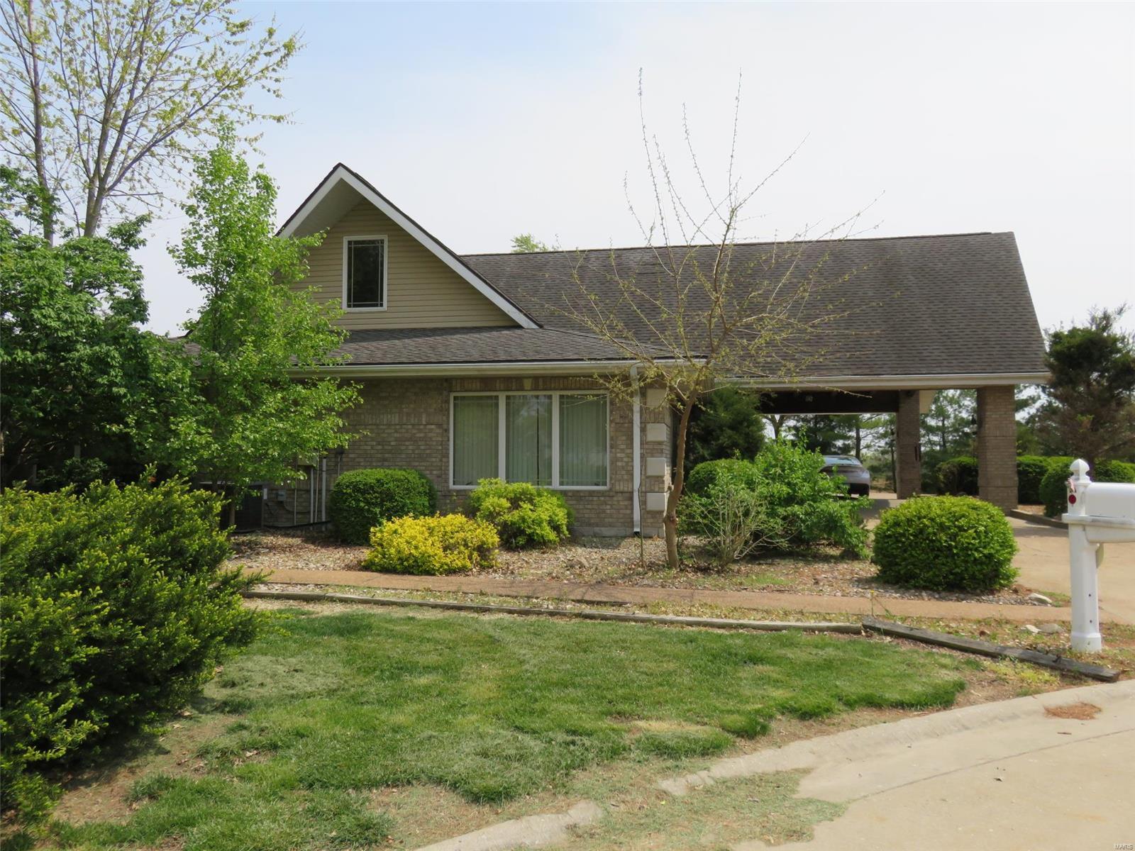 1309 Dolan Lane Property Photo - Jerseyville, IL real estate listing