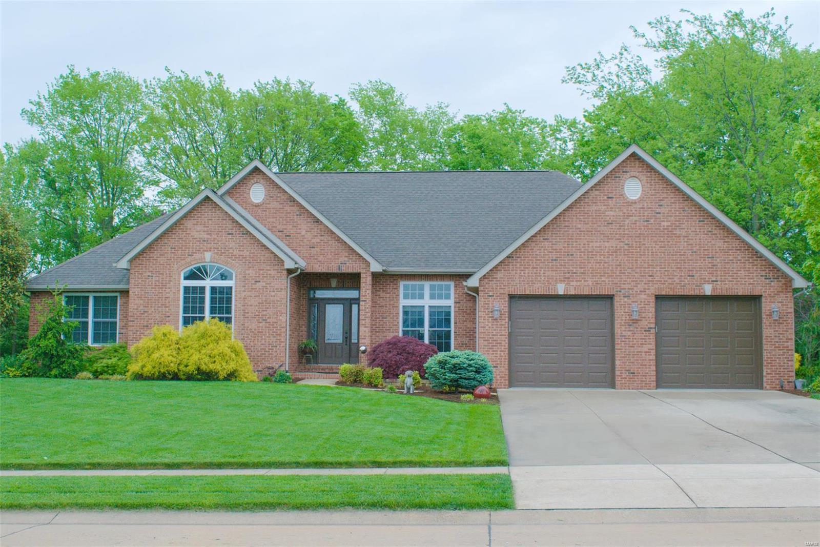 1624 Timber Ridge Property Photo - Columbia, IL real estate listing