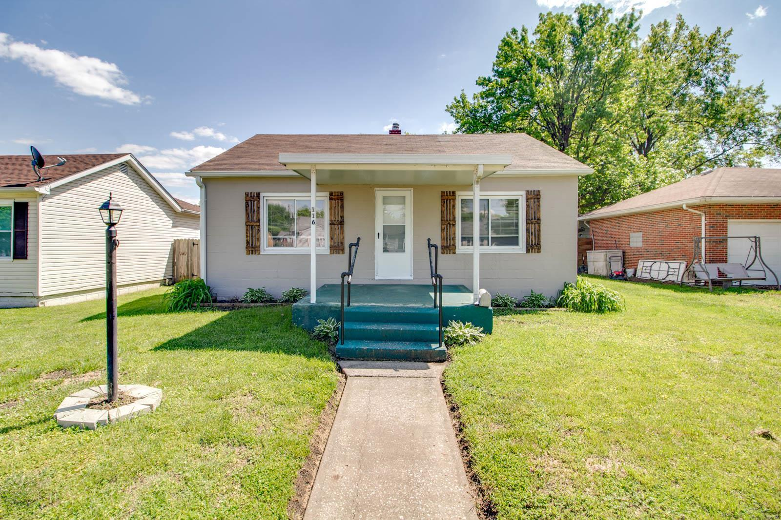 116 W 6th Street Property Photo - Hartford, IL real estate listing